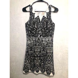 Dress - Floral Lace